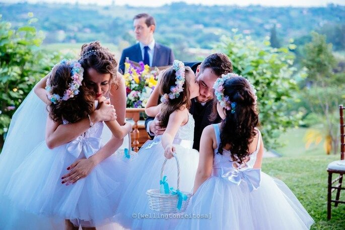 Fotografia de casamento SP