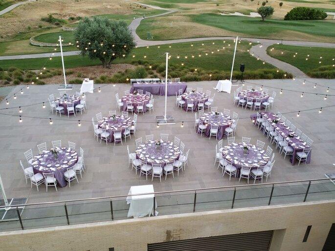 El Encín Golf finca bodas Madrid