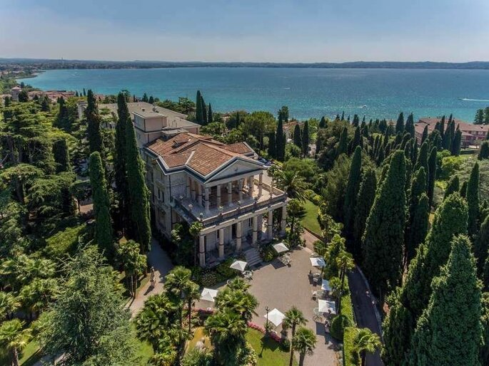 Villa Cortine Palace - Lieu de Réception - Italie