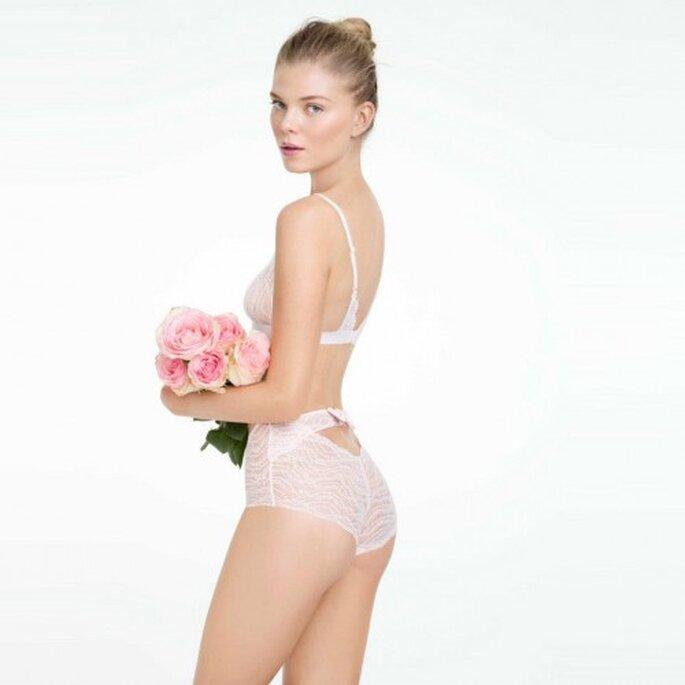 #MartesDeBodas: Todo lo que debes saber sobre la lencería para novia Foto Oysho