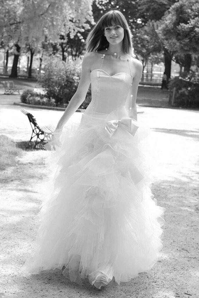 Robe de mariée Les privées Cymbeline 2011 - Euridyce