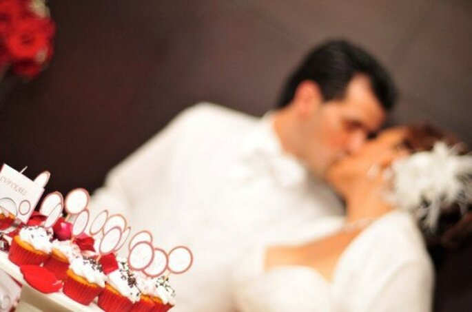 Ideas para decorar una mesa de dulces en tu boda