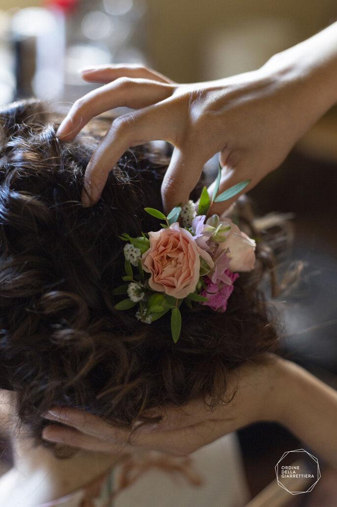 "I love my hair stylist: ""Io amo il mio parrucchiere"""