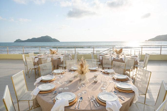 DoubleTree by Hilton Mazatlan hoteles para bodas Mazatlán