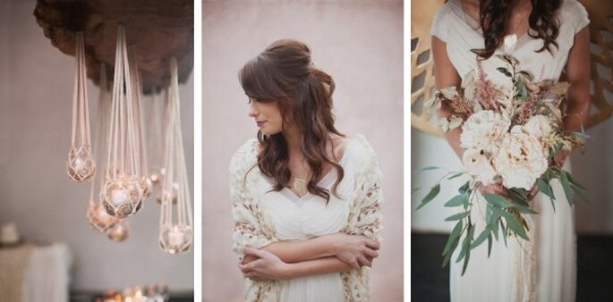 Matrimonio boho-chic by Love Is A Big Deal
