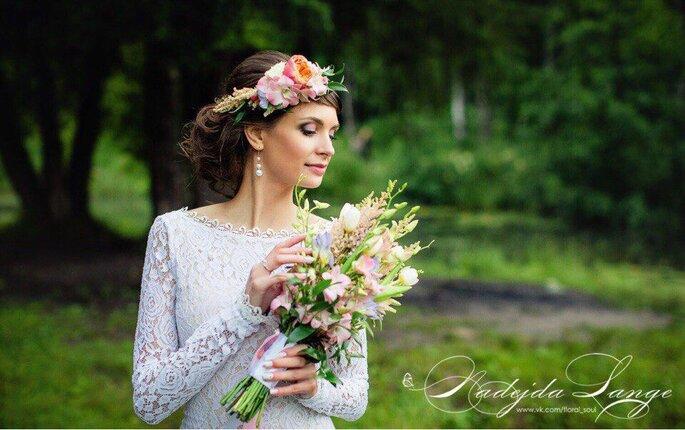 студия свадебной флористики Надежды Ланге