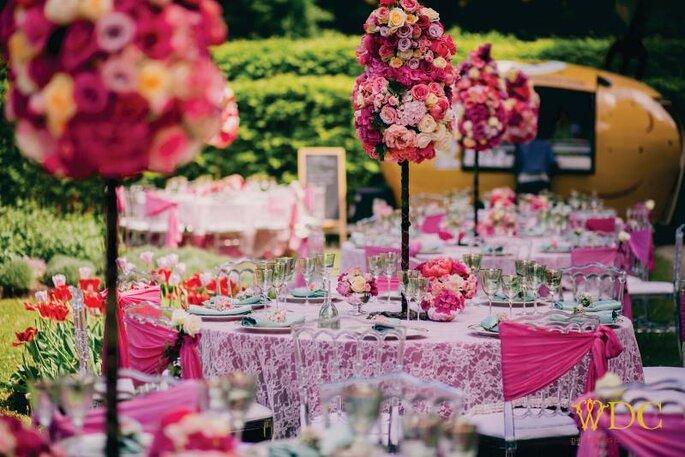 How to organize a sensational wedding with stunning decor themes photo the wedding design company junglespirit Choice Image