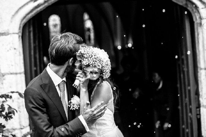 Aucune des photos que nous avons choisies pour illustrer cet article ne provient du mariage du couple. Sylvain LE LEPVRIER