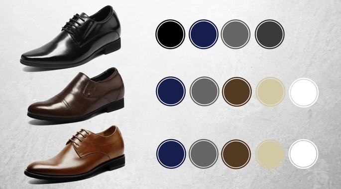 Créditos: zapatos vía Massimo Randó, fondo vía Public Domain Pictures