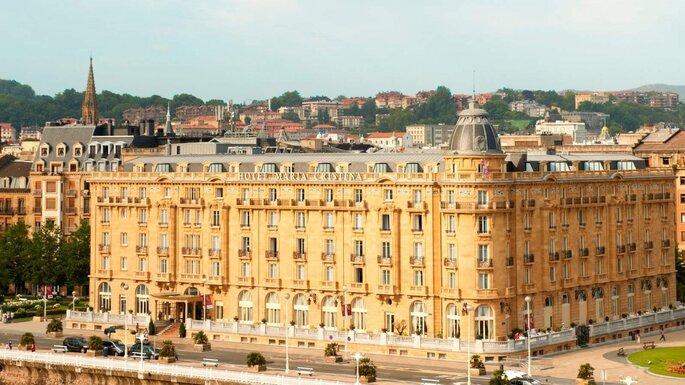 Photo : Hôtel Maria Cristina