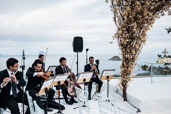 Cássio Vieira Coral e Orquestra - mini wedding