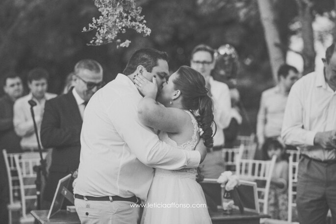 Beijo casal