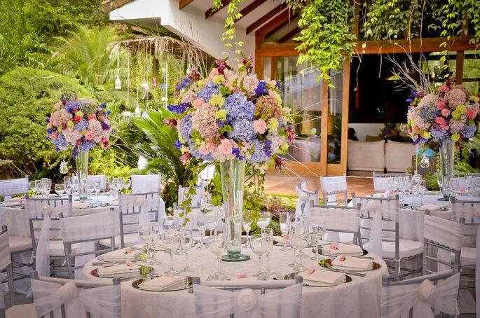 boda campestre: ¿qué decoración escoger?