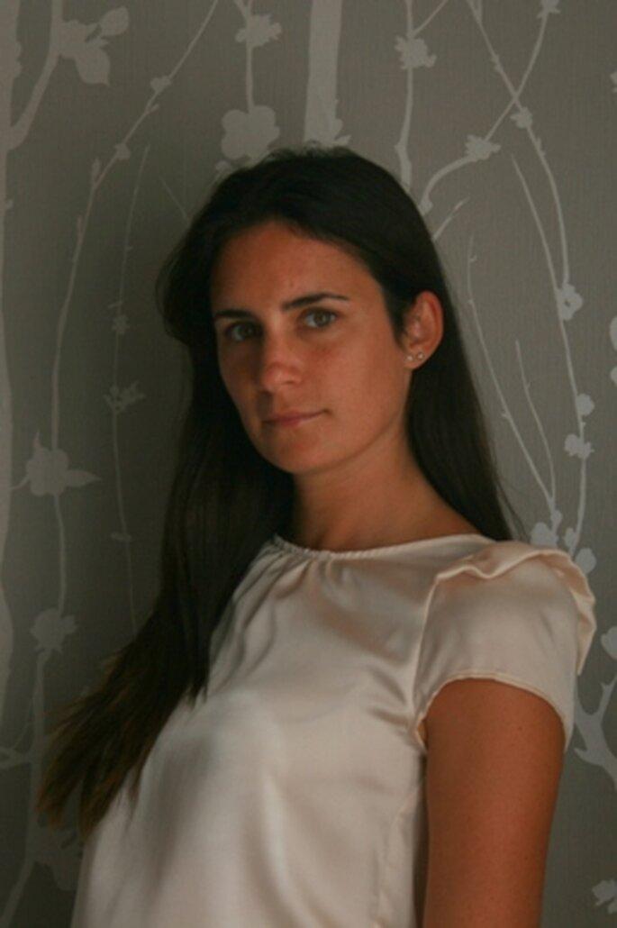 A nossa expert em vestidos de noiva - Pureza Mello Breyner