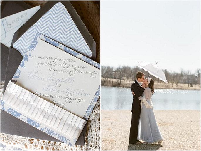 Save de Date: una forma original de decirle a tus invitados que te casas. Foto: Alea Lovely