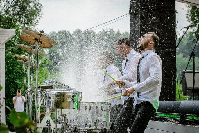 Шоу барабанщиков Vasiliev Groove