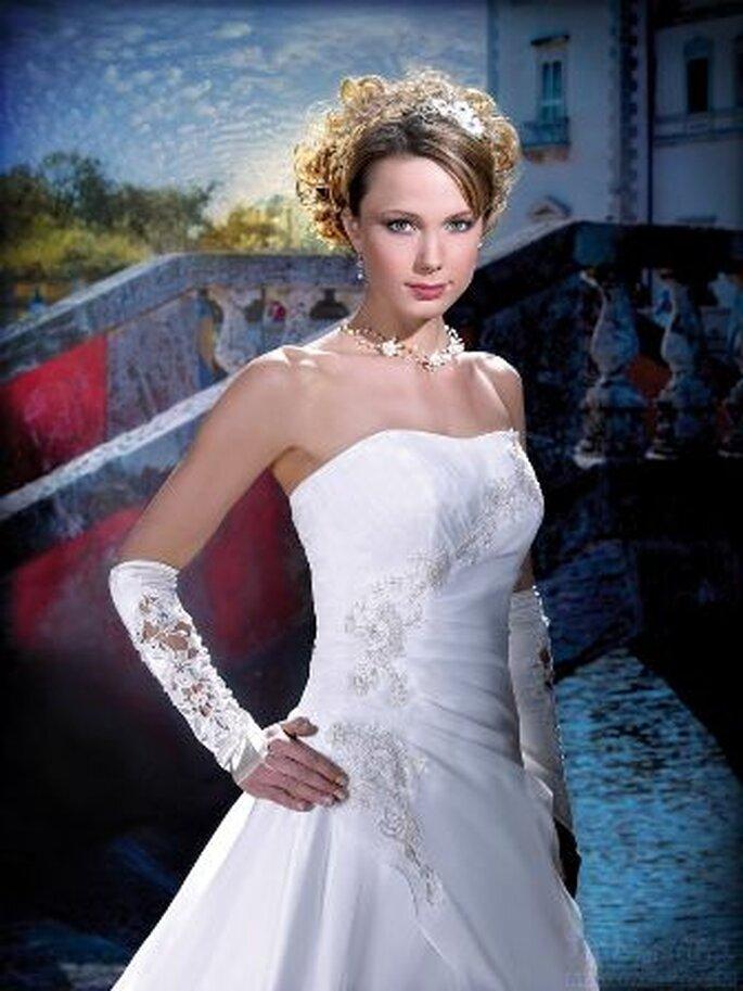Vestidos de Noiva Miss Kelly - modelo CL114-01C