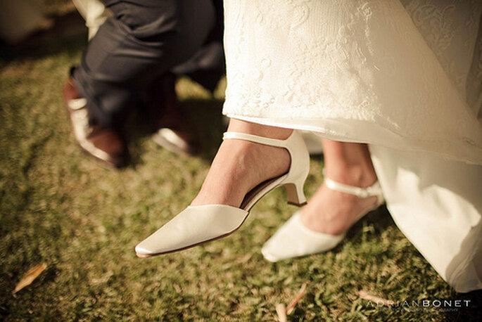 Mariage vintage : retour aux sources - Photo : Adrian Bonet