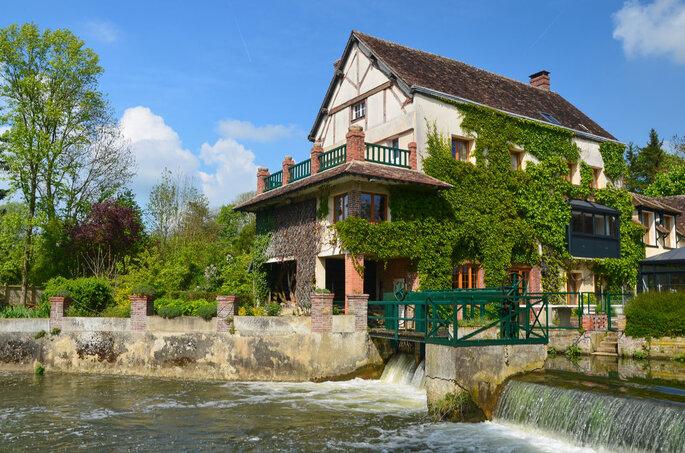 M12EVENTS / Le Moulin XII - Lieu de réception pour votre mariage - Eure-et-Loir