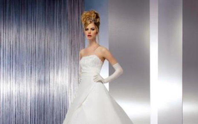 Vestidos de novia a la francesa