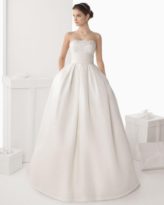 precios vestidos de novia rosa clará 2014
