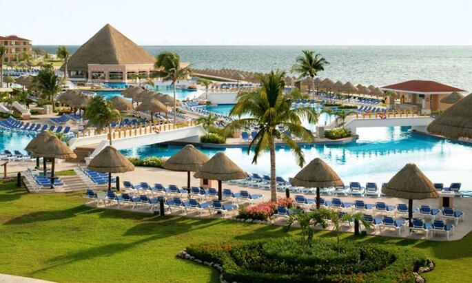 Moon Palace Cancún
