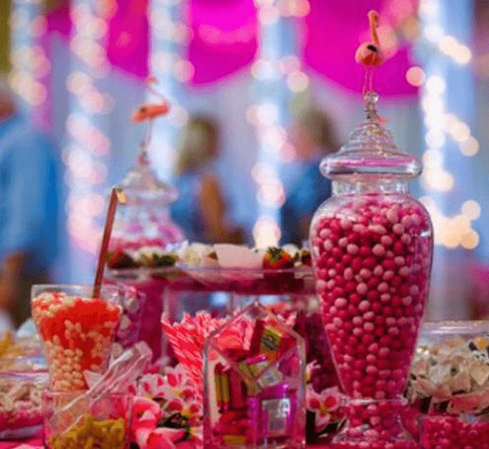 Die etwas andere Hochzeitsdekoration – eine verführerische Candy Bar Foto Karine Razvan
