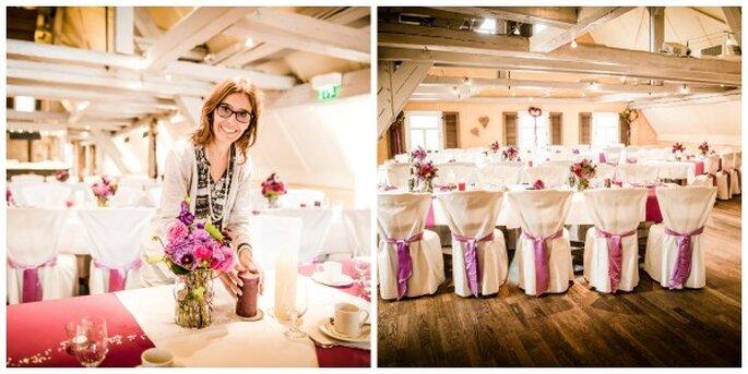 Mit den Weddingplanern von Hochzeitshaus bekommen Sie tatkräftige Unterstützung!