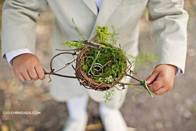 Fórmulas para disfrutar a los invitados más pequeños en tu boda - Foto Clayton Austin Photography