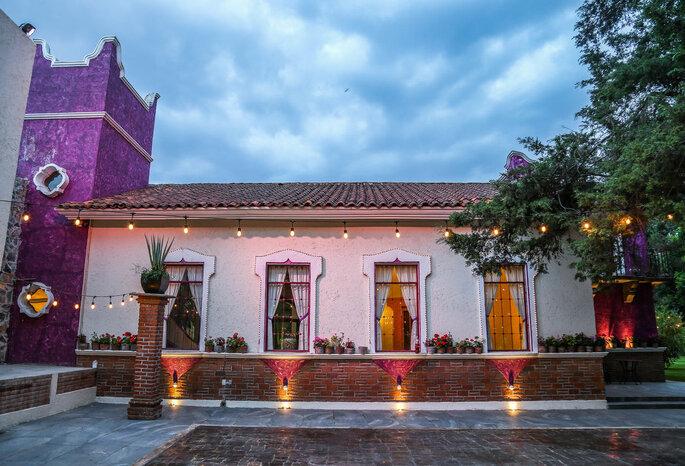 Hacienda San José Actipan en Cholula, Puebla