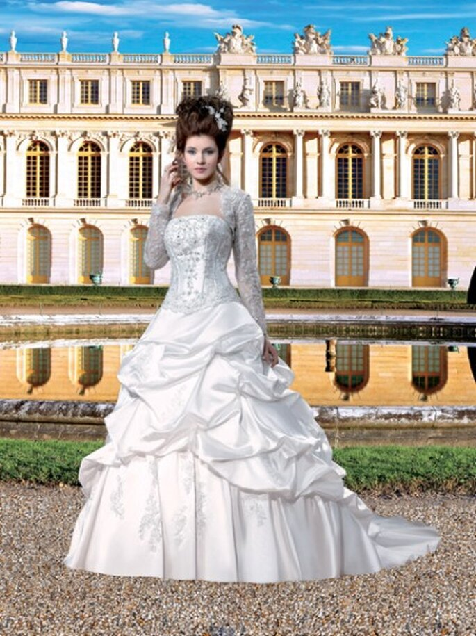Robe de mariée Col 124-06 - Collector 2012