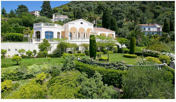 La Villa de l'Observatoire - plage - sud -paca - mariage à la plage - mer méditerranée - couple