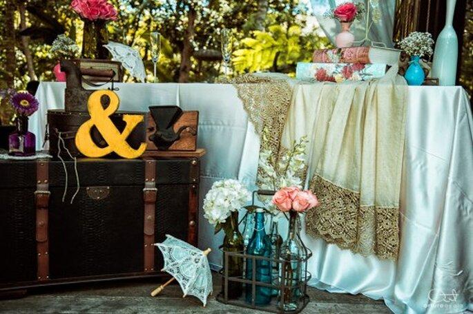 No te olvides de ningún detalle durante toda la boda - Foto Arturo Ayala