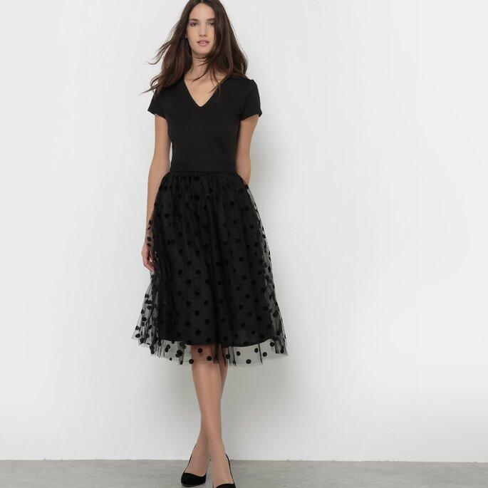 Vestido de La Redoute.