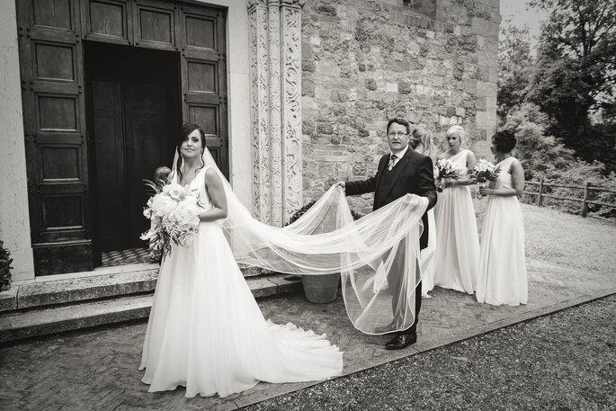Il matrimonio di Sabrina e Kieran