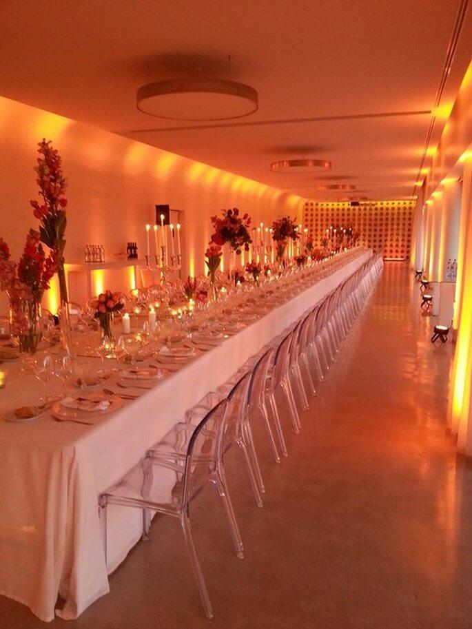 iluminação intimista casamentos