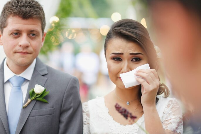 Emoção noiva