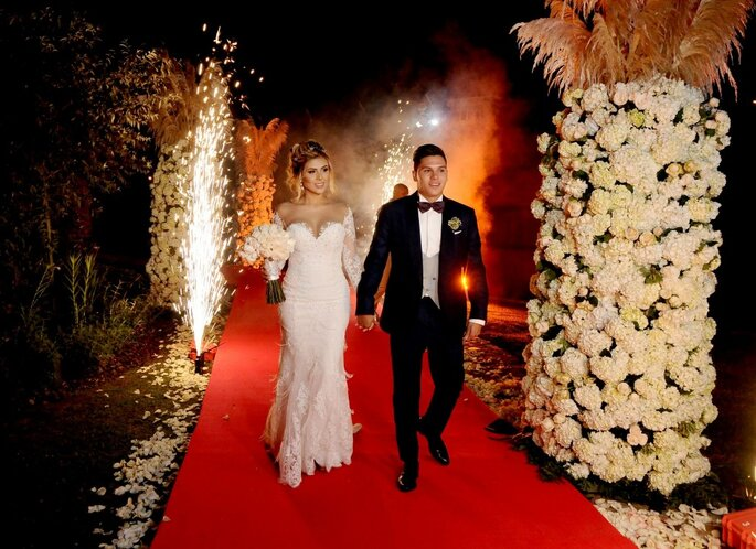 David Betancur Wedding Planner - Floral Designer