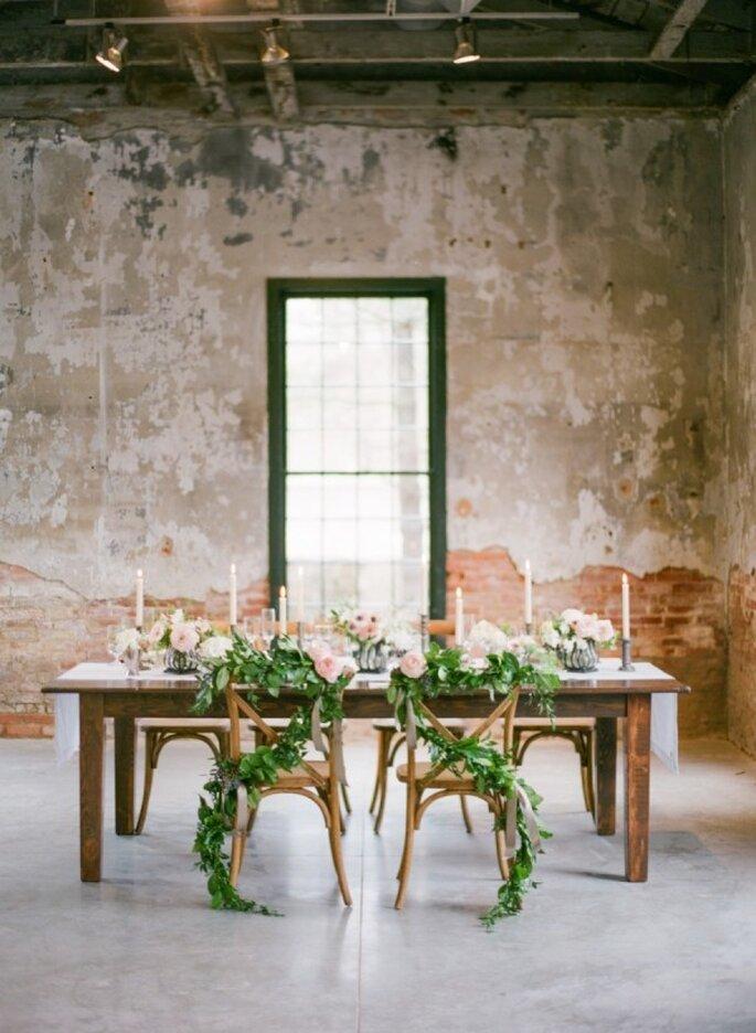 Cómo tener una boda con mucho estilo sin olvidar los detalles - Foto Marta Locklear