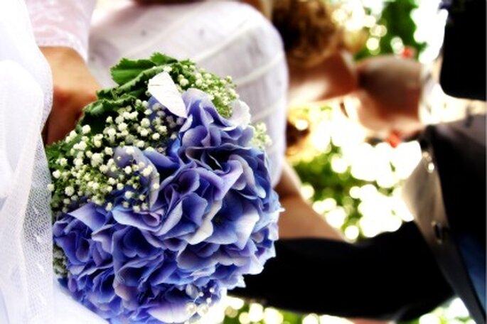Der Renner unter den Hochzeitsblumen: Hortensien für ...