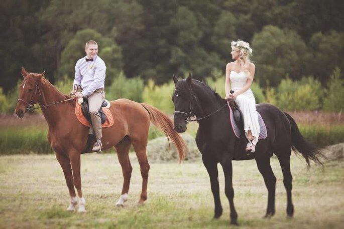 Свадьба и животные