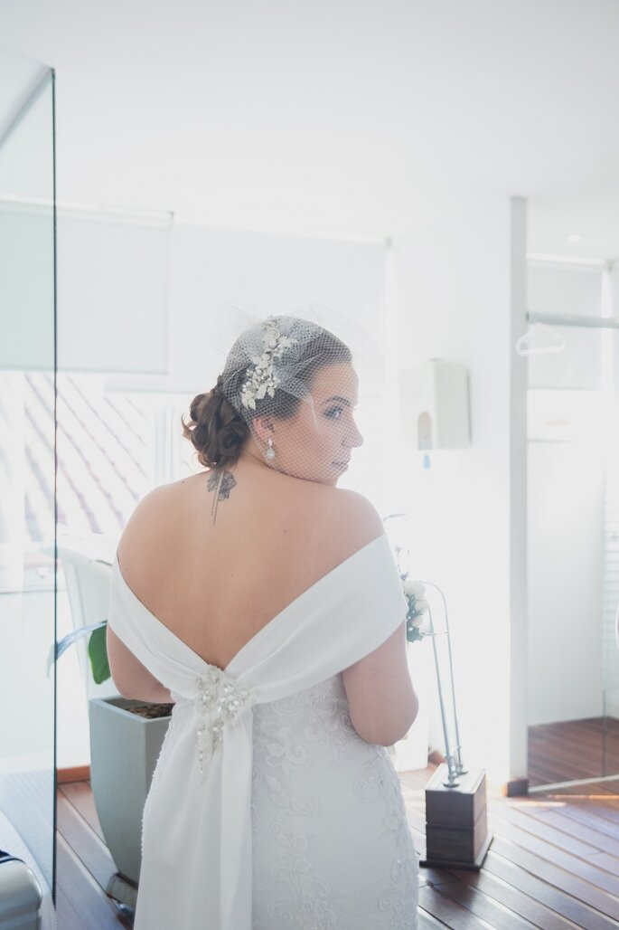 Vestido de noiva: Nova Noiva - Foto: Johnny Moraes Fotografia