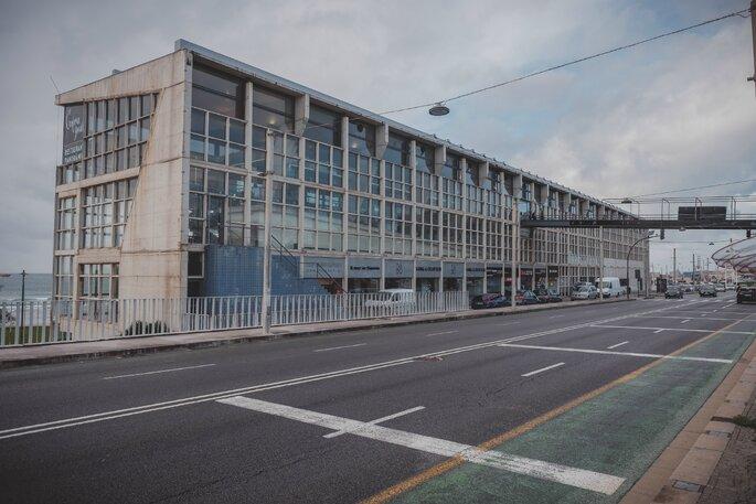 Edifício Transparente | Filipe Santos Fotografia