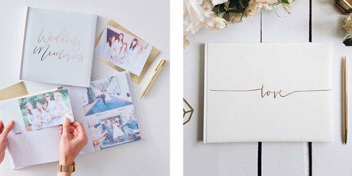 Álbum fotográfico boda de oro