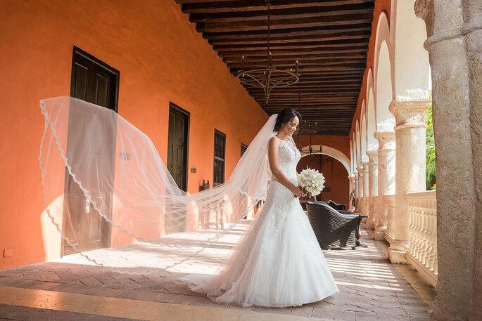 Diseñadoras y tiendas de vestidos de novia colombianas: ¡Te encantarán!