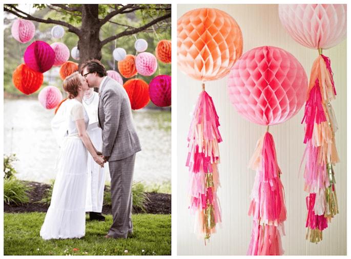 Bodas geométricas como tendencia para 2015 - Jodi Miller Photography y Sweet Lulu