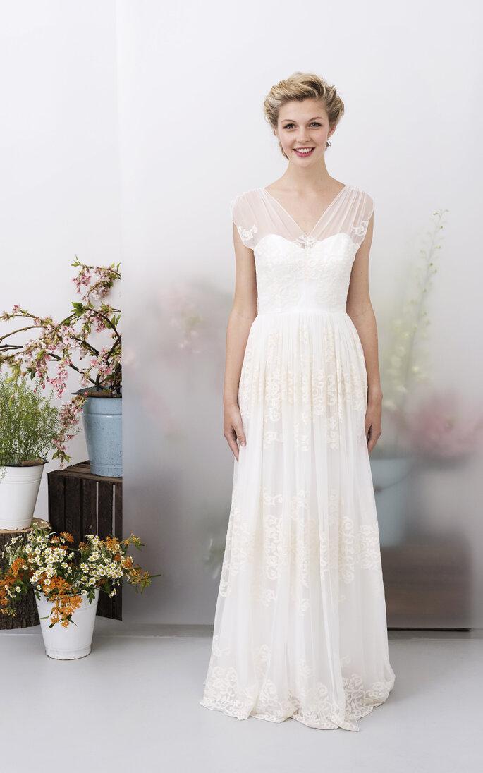 Hinreissende Brautmode Von 13 Deutschen Designern Wir Stellen Ihnen