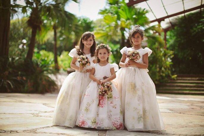 Menina Maria - Atelier de Princesas