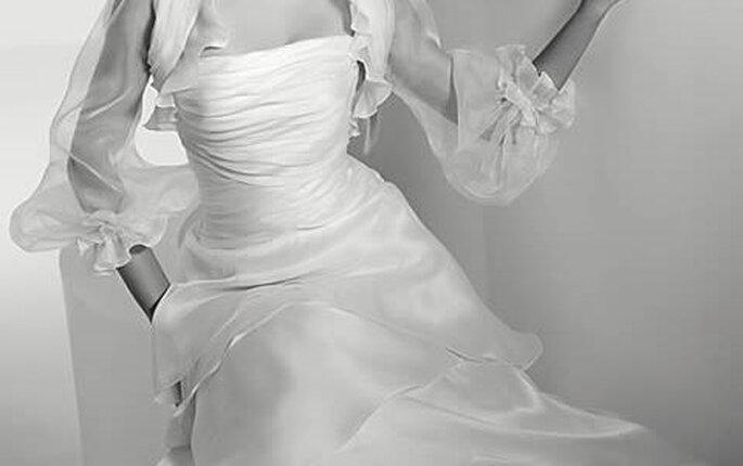 Robe de mariée Manuel Mota, collection 2009