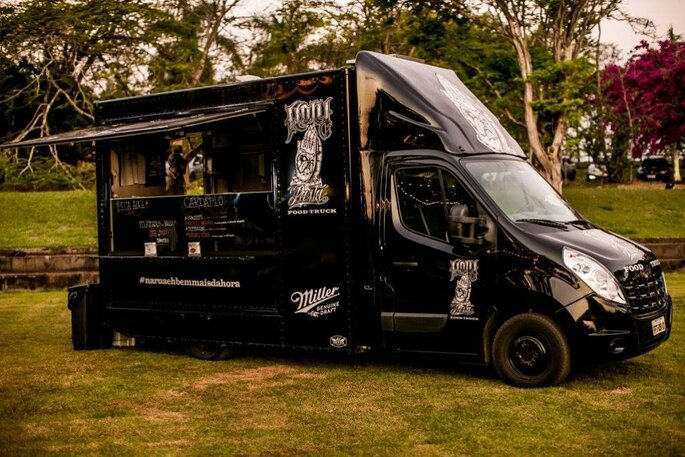 Food truck para casamentos
